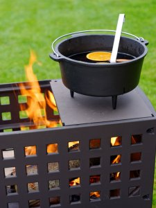 Leda Feuer Box